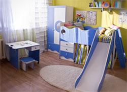 Детская мебель Морячок