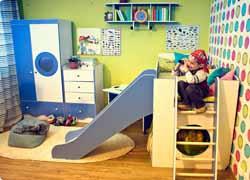 Детская мебель Морячок Скидка 20% столы, стеллажи,тумбы и др.