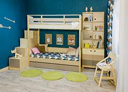 Детская мебель Робин Вуд Скидка 20% столы, стеллажи,тумбы и др.