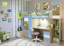 Детская мебель Твист Скидка 20% столы, стеллажи,тумбы и др.