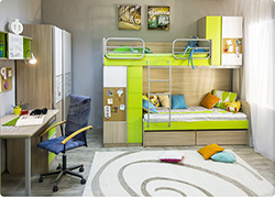 Детская мебель Твист Олли