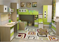 Детская мебель Беби-бум