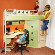 Детская мебель Выше Радуги Полосатый рейс