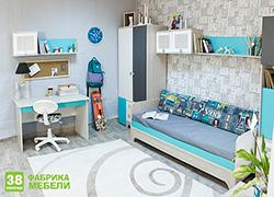 Детская мебель Индиго