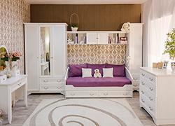 Детская мебель Классика Скидка 15% шкафы, стеллажи,комоды и др.