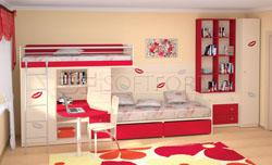 Детская мебель Силуэт