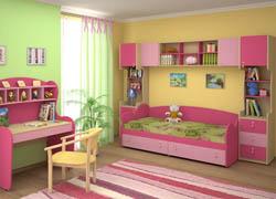 Детская мебель Миа