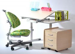 Детская мебель Парта R2-93 (ширина 93 см) продается образец с 30%скидкой!