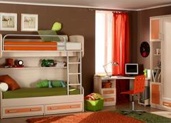 Детская мебель Катрин
